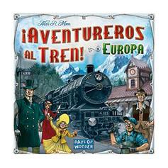 Ticket to Ride (Aventureros al Tren) Europa