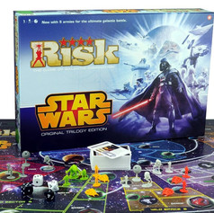 Risk Star Wars Trilogía Original
