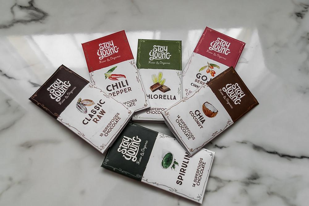Tervislik šokolaad