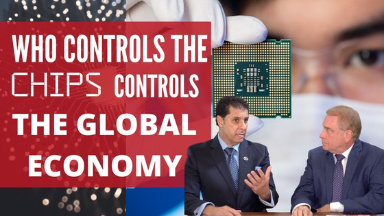 Who Controls Microchips Controls the Global Economy!