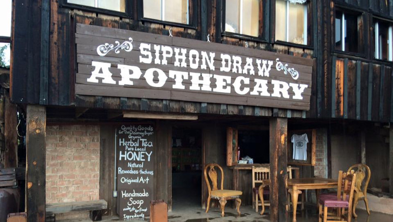 Siphon Draw Apothecary Store Front