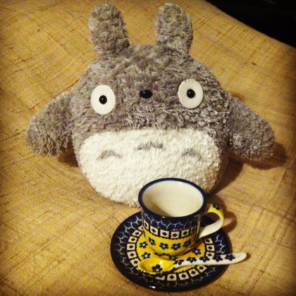 Tea with Totoro