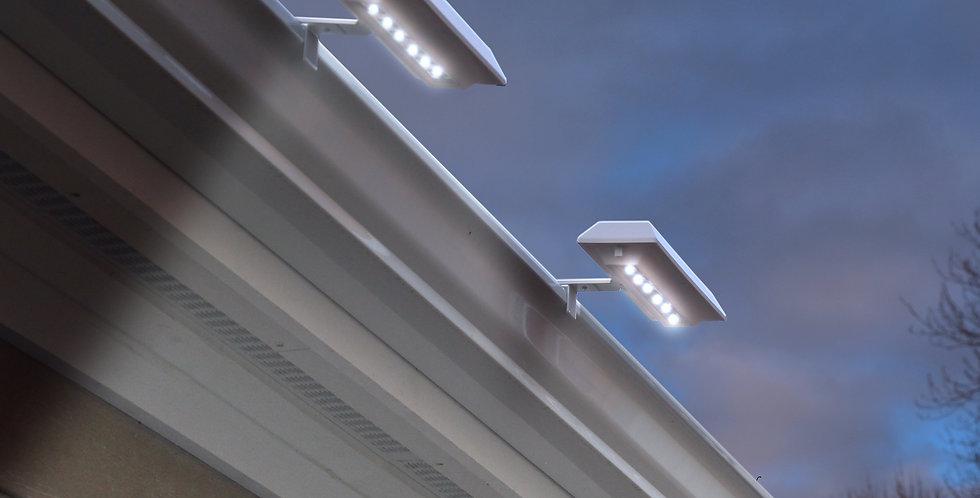 Nitebrite Solar LED Gutter/Fence Light