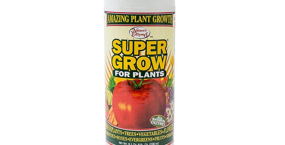 SUPER GROW FOR PLANTS - 8OZ