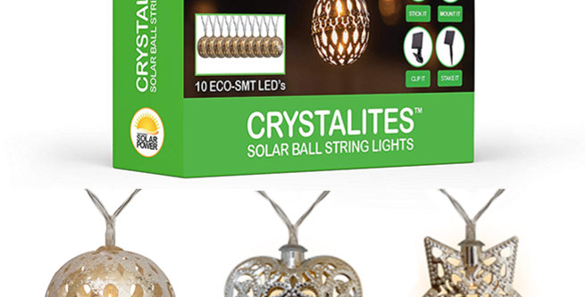 CRYSTALITES - 3 STYLE OPTIONS