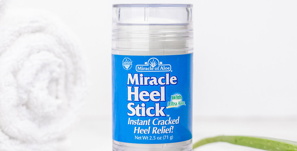MIRACLE HEEL STICK WITH ALOE