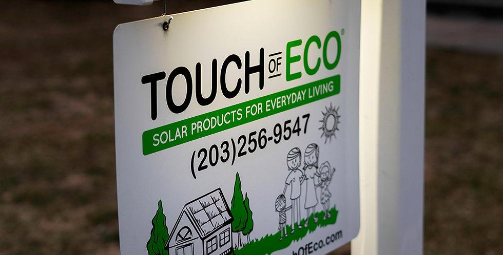 Liteagent Solar Sign Post Light