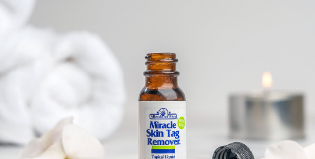 MIRACLE SKIN TAG REMOVER