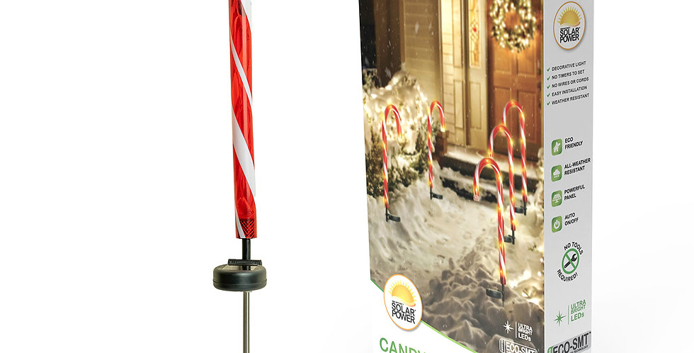 CANDY CANE STAKE LIGHT