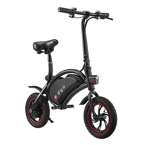 DYU D1 Seated Electric Scooter [UL2272 Certified]
