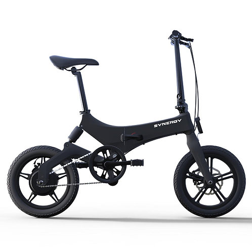 Synergy S6 Foldable Electric Bicycle [EN15194 Certified PAB]