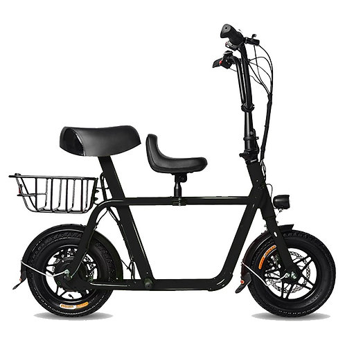 Fiido Q1 Seated Electric Scooter [UL2272 Certified]