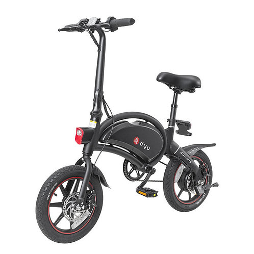 Dyu D3+ Electric Bicycle [EN15194 Certified PAB]