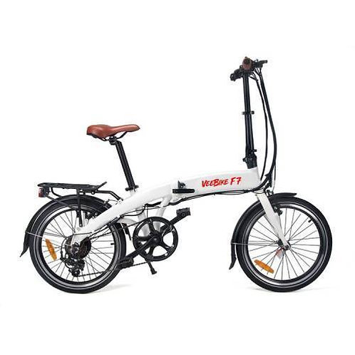 VeeBike F7 Foldable Electric Bicycle [EN15194 Certified PAB]