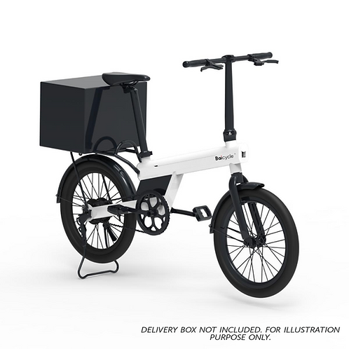 Bai Power 16 Electric Bicycle [EN15194 Certified PAB]