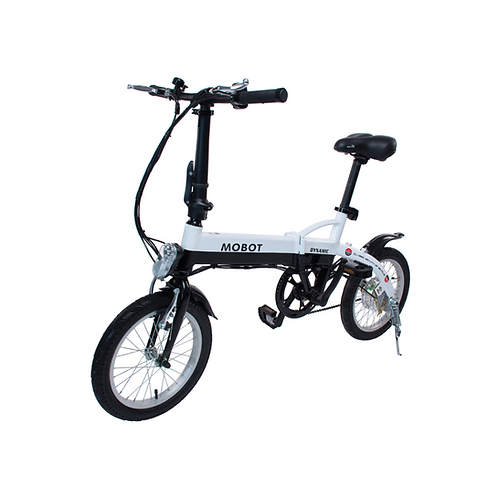 Mobot Dynamic Mini 16 Foldable Electric Bicycle [EN15194 Certified PAB]