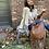 Thumbnail: Lauren Ralph Lauren Leather Fringe Shoulder Bag