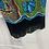 Thumbnail: Vintage Naeem Kahn Beaded Sea Motif Dress