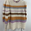 Thumbnail: Rebecca Taylor Fluffy Stripe Sweater