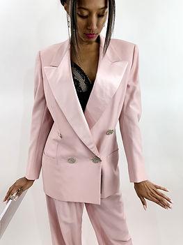 Versace tuxedo suit