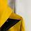 Thumbnail: Michael Michael Kors Yellow Wool Melton Coat