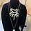 Thumbnail: Boho Mixed Stone and Wood Necklace