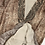Thumbnail: Haute Hippie Silk Beaded Snake Print Peplum Waist Blouse