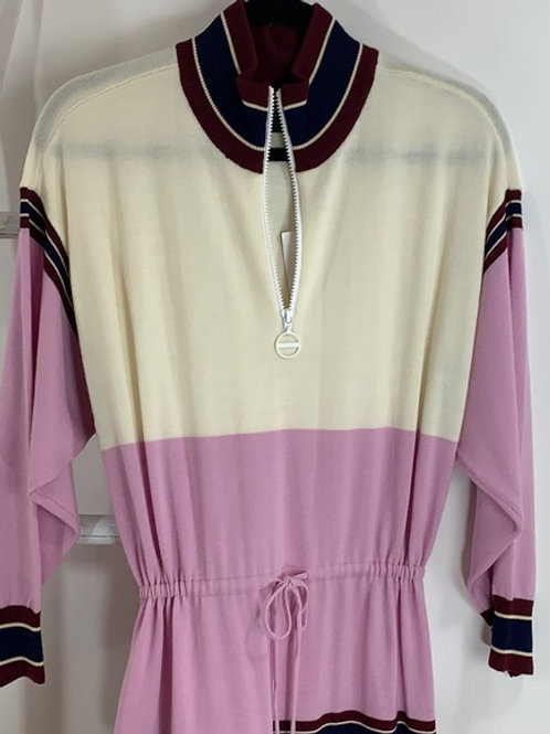 Tretorn Wool Color Block Sweater Dress