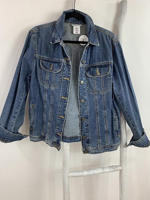 Revived Vintage Denim Jacket