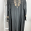 Thumbnail: Johnny Was Embroidered Boho Duster Robe