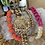 Thumbnail: Colorful Layered Lion Chain Bracelet