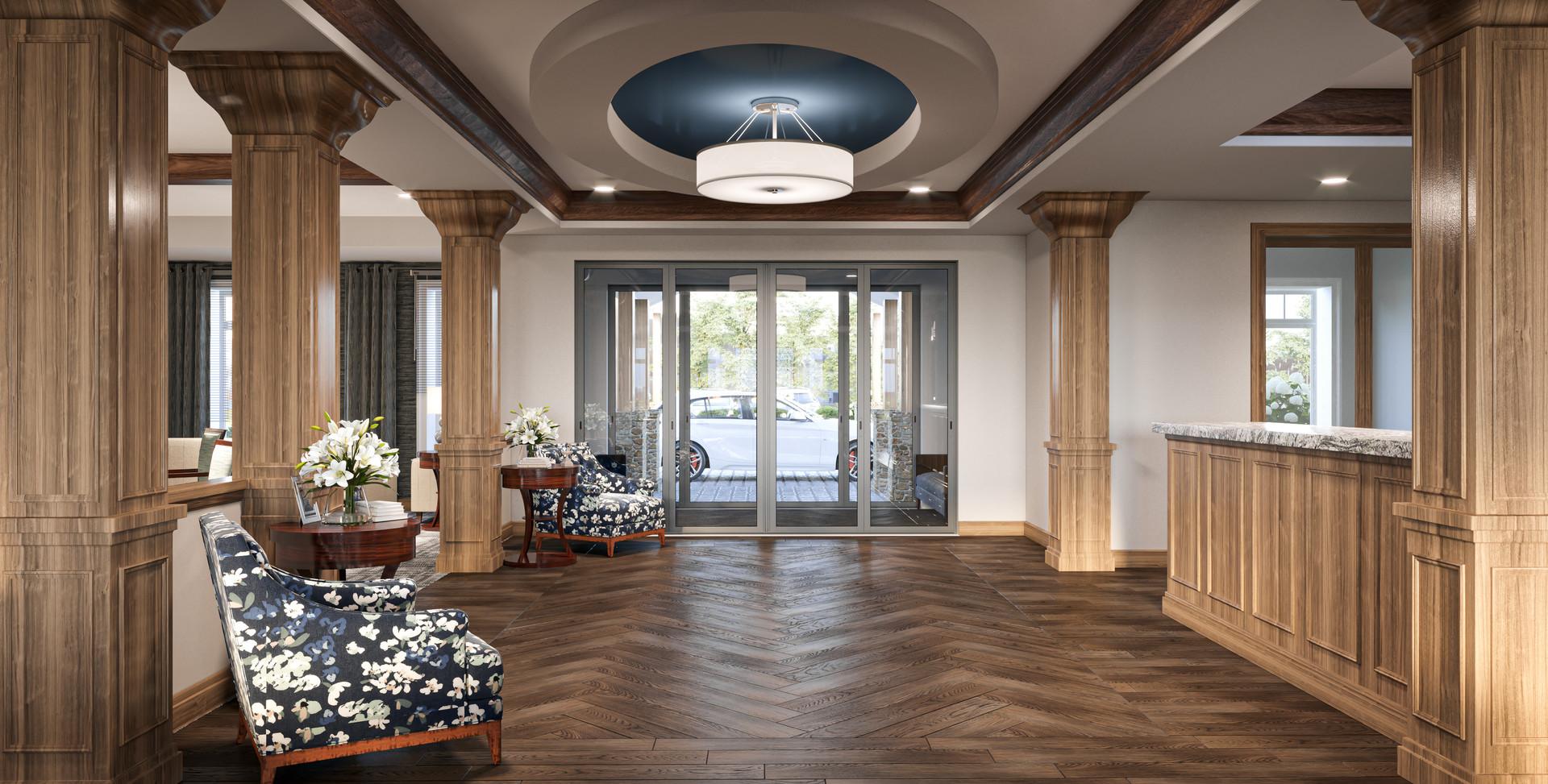 Talamore Foyer