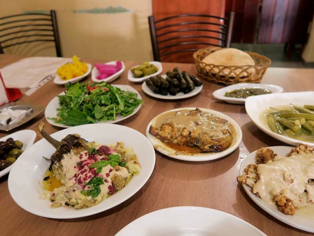 Three eateries that embody the quintessential spirit of Israel.