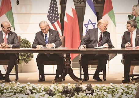 """The Middle East's flurry of """"peace"""" agreements"""