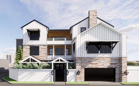 Nezien Associates Architects_ Residence_
