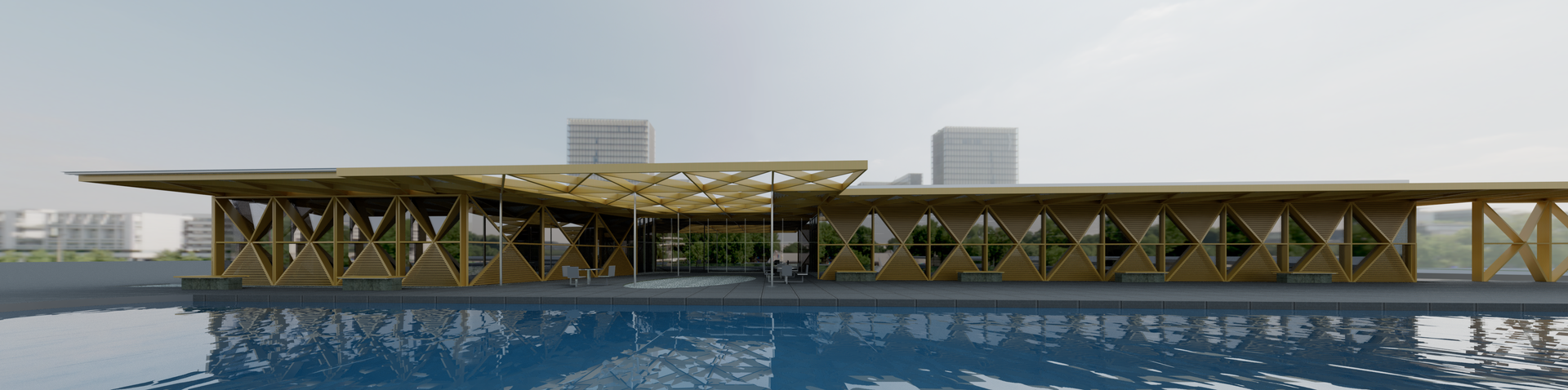 Nezien Associates _Country Club_ Archite