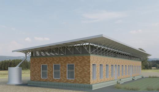 Ecole Primaire # 24 Nezien Associates Architects