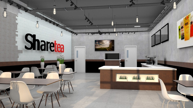 Sharetea, Nezien Associates, Architectur
