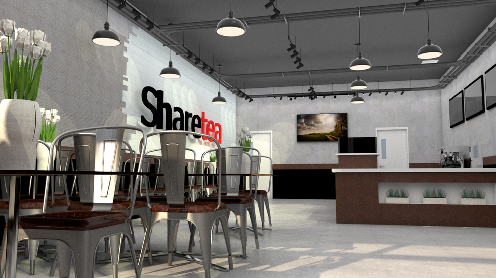 Sharetea, Nezien Associates, Katy, Texas