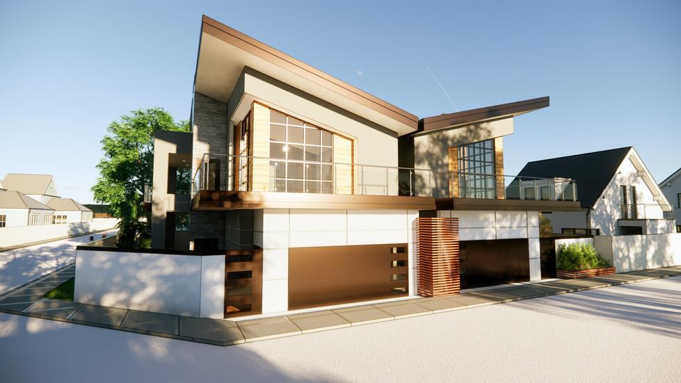 Nezien Associates Architects_ Townhomes_