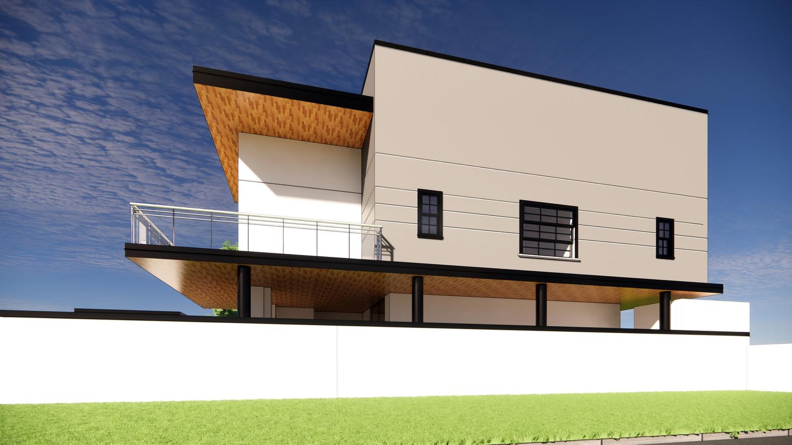 Residence Modern  _ Ouagadougou _ Burkin