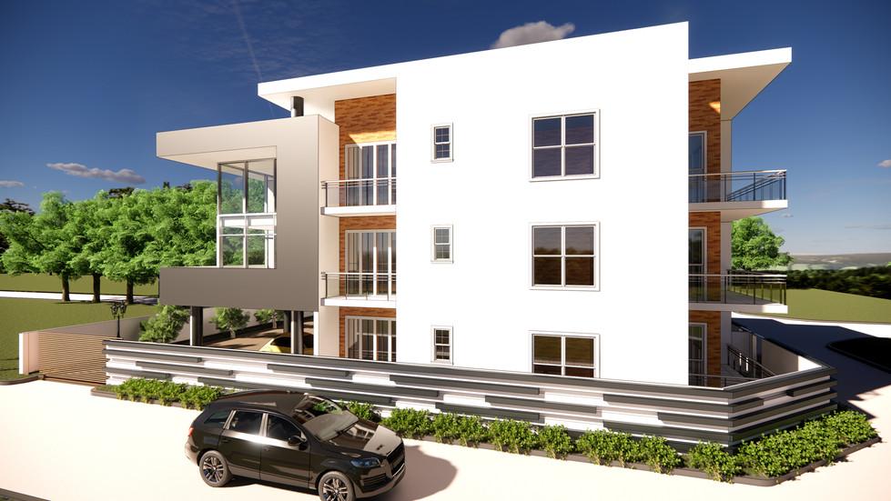 Immeuble S _ Apartements _ Ouagadougou _