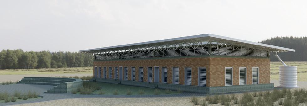 Nezien Associate_ Architecture_ Ecole Primaire_ Dedougou_Burkina Faso