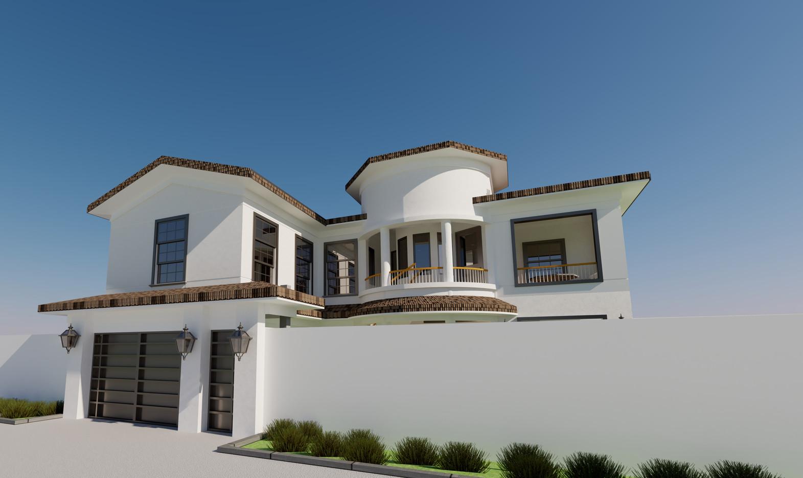 Modern Spanish House_ Ouagadougou_Burkin