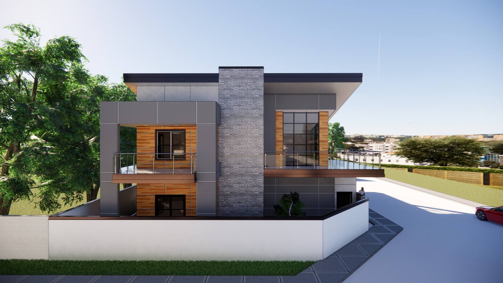 Nezien Associates Architects_ Townhomes_