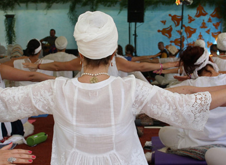 Pre-Festival Meditation
