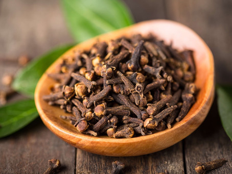 Ayurveda Tips Week Five – Clove Water