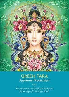 Green Tara 綠度母