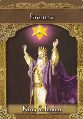 King Solomon 所羅門王