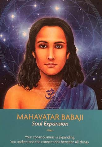 Mahavatar Babaji 摩訶阿瓦塔巴巴吉